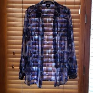 W by Worth blouse